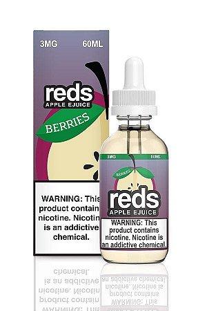 Líquido Reds Apple ejuice - Berries