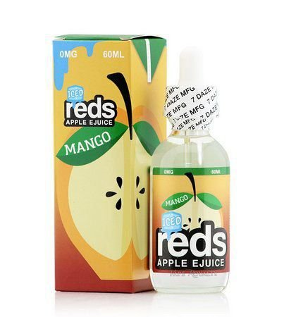 Líquido Reds Apple ejuice - Mango Iced