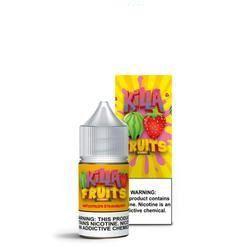 Líquido Nic Salt Killa Fruits - Watermelon Strawberry