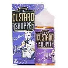 Blackberry - The Custard Shoppe