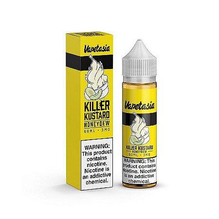 Líquido Killer Kustard Honeydew - VAPETASIA