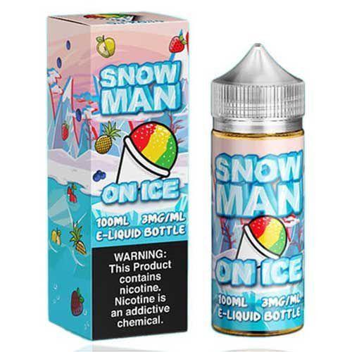 Líquido Snow Man on Ice - JUICE MAN
