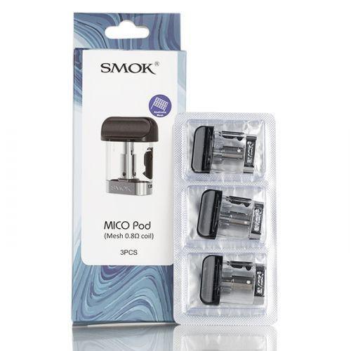 POD Mico Mesh 0.8Ohm Resposição - SMOK