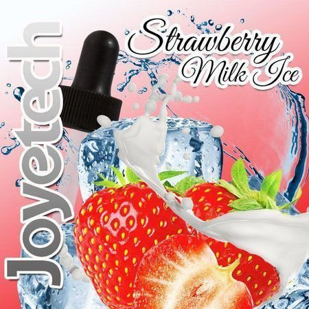 Líquido Joyetech® - Strawberry Milk Ice