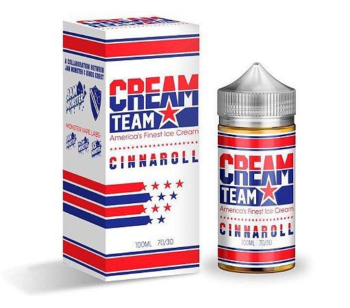 Líquido Cream Team - Cinnaroll
