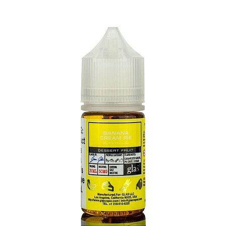 Líquido GLAS salt nicotine - Banana Cream Pie