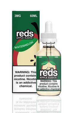 Líquido 7 Daze Reds Apple E-juice Salt  - Apple Watermelon