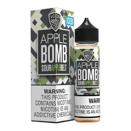Líquido VGOD - Apple Bomb ICED