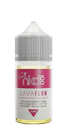 Líquido Naked 100 Salt - Lava Flow