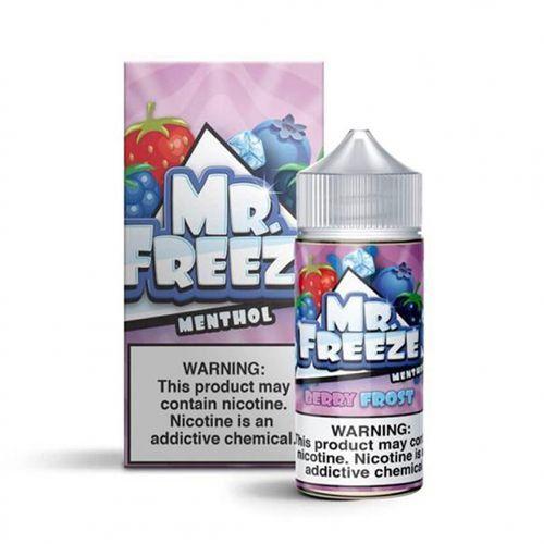 Líquido Mr. Freeze - Berry Frost