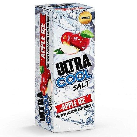 Líquido Ultra Cool Salt - Apple Ice