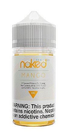 Black Friday - Compre 1 Leve 2  - Amazing Mango Ice - Naked 100