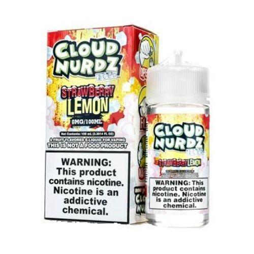 Líquido Cloud Nurdz - Strawberry Lemon