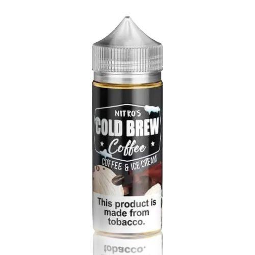 Líquido Nitro's Cold Brew Coffe - Coffee & Ice Cream