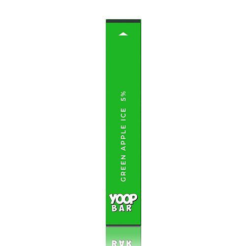 Pod descartável Yoop Bar - Green Apple Ice