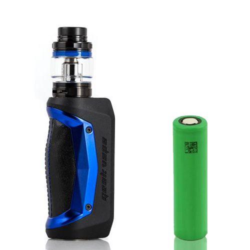 Combo 1 Kit Aegis Solo Com Bateria 18650 - Geek Vape