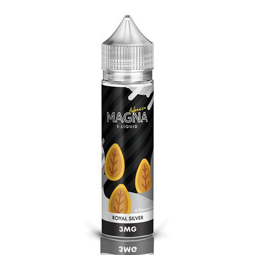Líquido Magna e-Liquid - Tobacco - Royal Silver