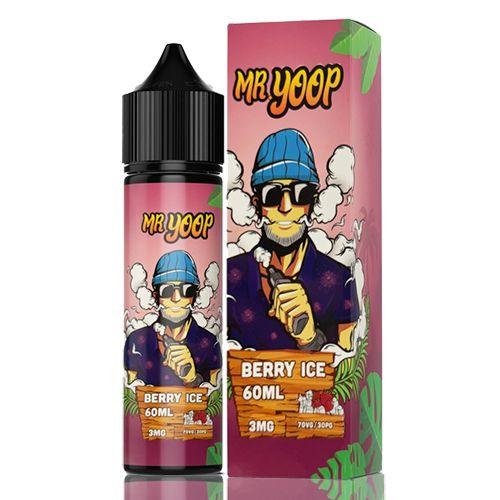 Líquido Yoop Vapor - Mr. Yoop - Berry Ice