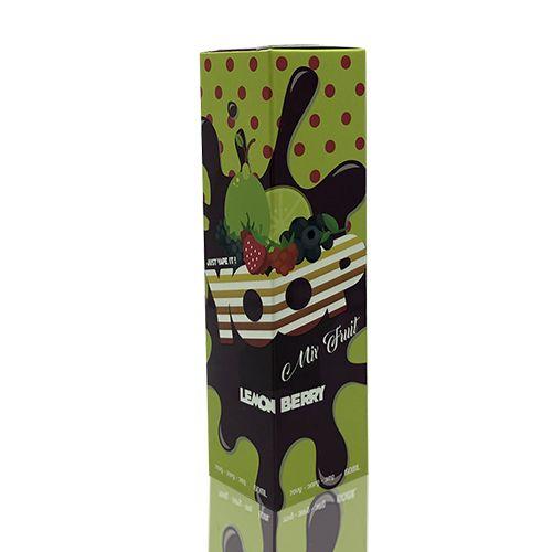 Liquido Yoop Vapor - Mix Fruit - Lemon Berry