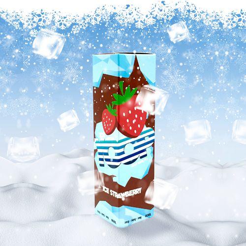 Liquido Yoop Vapor - Ice - Ice Strawberry