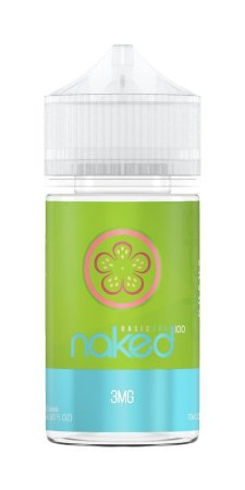 Líquido Naked 100 - Basic Ice - Guava