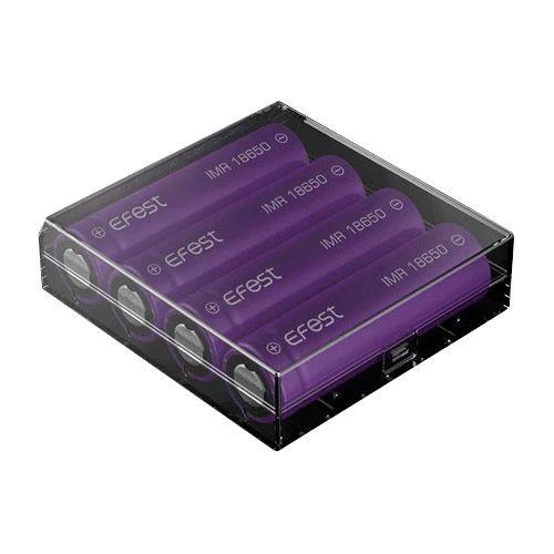 Case Protetor de Baterias 18650 - H4 - Efest