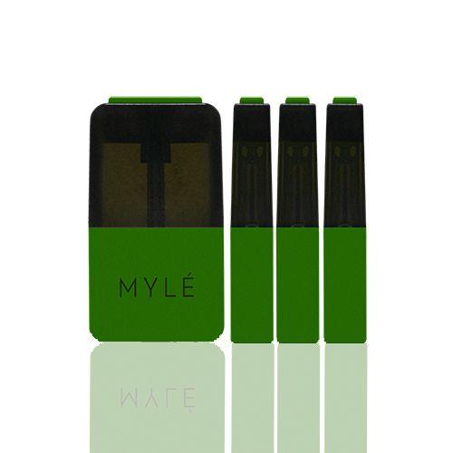 Pod Mylé Compativel com V4 Device - Ice Apple Mango