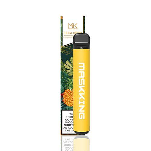 Pod descartável Maskking High Pro - Pineapple Lemonade