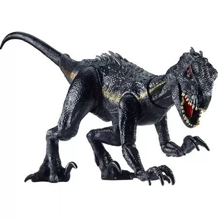 INDORAPTOR - JURASSIC WORLD DINO RIVALS - MATTEL