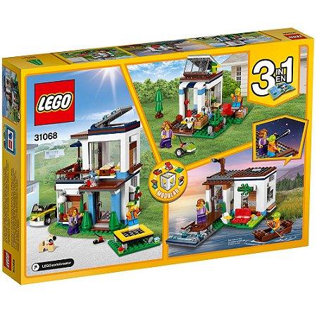 LEGO Creator - 3 em 1 - Casa Moderna - 31068