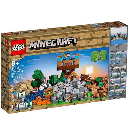 LEGO Minecraft - Caixa de Criação Box