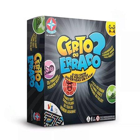 CERTO OU ERRADO - 29124