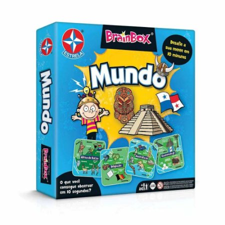 BRAINBOX MUNDO