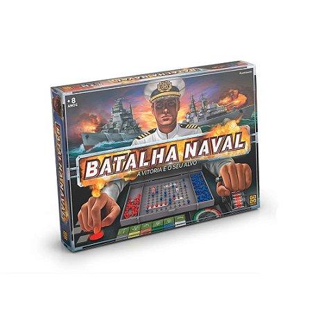 BATALHA NAVAL - GROW