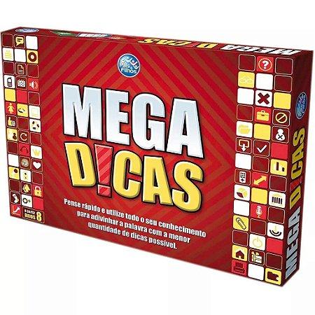 JOGO MEGA DICAS - PAIS E FILHOS