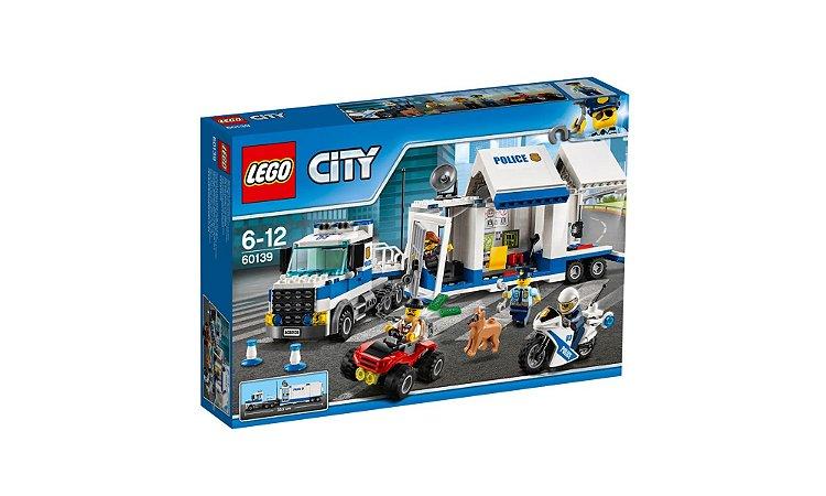 LEGO City - Centro de Comando Móvel - 60139
