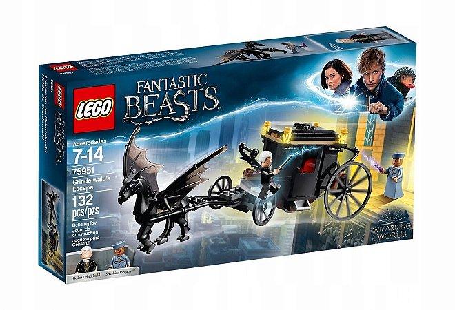 LEGO - A FUGA DE GRINDELWALD - FANTASTIC BEASTS - 75951