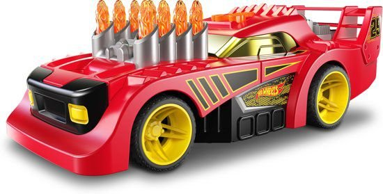 HOT WHEELS - ROAD RIPPERS FLAME THROWER TWO TIMER - DTC