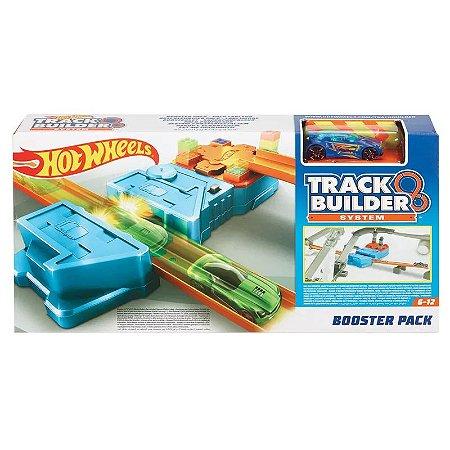 Gbn81 Hot Wheels - Track Builder Acelerador Booster Pack - Mattel