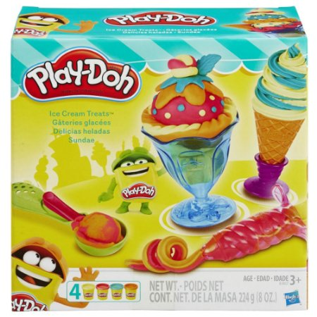 Play-Doh Sundae Hasbro - B1857