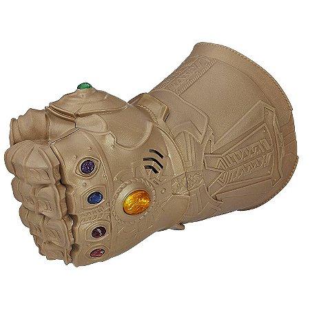 E1799 Vingadores Manopla do Infinito Eletrônica Thanos - Avengers Endgame - Hasbro