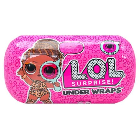 Boneca LOL Under Wraps - Wave 2 - Candide