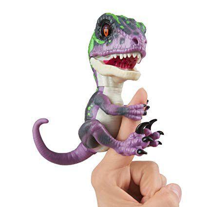 Fingerlings Untamed Dinossauro Razor - Candide