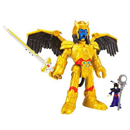 IMAGINEXT - POWER RANGERS - GOLDAR E RITA REPULSA - FISHER PRICE