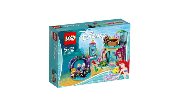 LEGO DISNEY - ARIEL E O ENCANTO MÁGICO