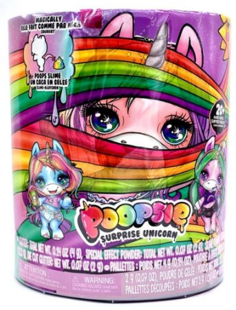 POOPSIE UNICORN SLIME SURPRISE - WAVE 2 - CANDIDE