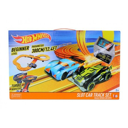 PISTA AUTORAMA HOT WHEELS TRACK SET - 380CM - BR082 - MULTIKIDS