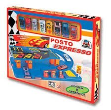 POSTO EXPRESSO - BRASKIT