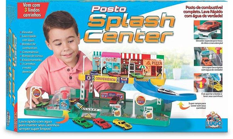 POSTO SPLASH CENTER - LUGO