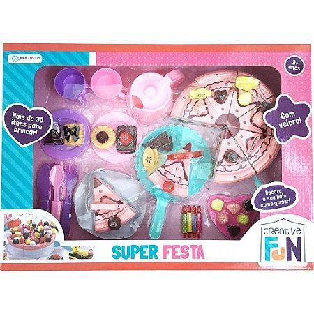 SUPER FESTA - CREATIVE FUN - MULTIKIDS